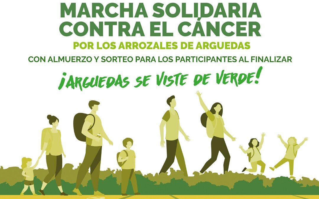 19 DE SEPTIEMBRE  Marcha solidaria en Arguedas