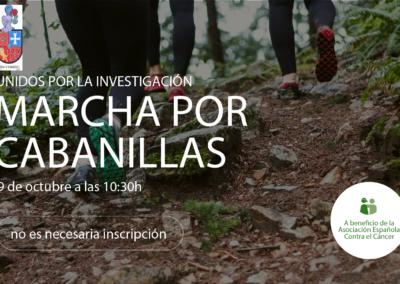 9 DE OCTUBRE Marcha por Cabanillas